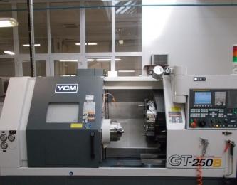 YCM GT-250B CNC eszterga